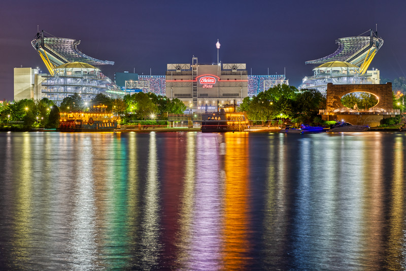 Heinz Field From the Point