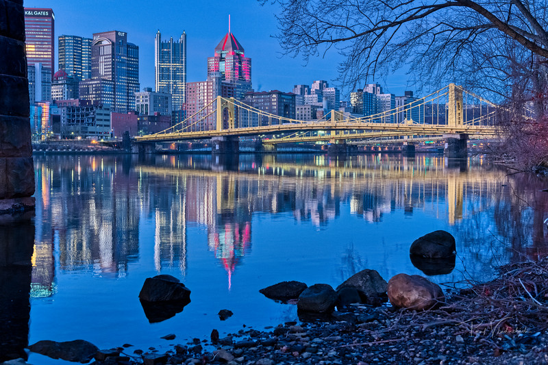 Blue Dawn - Pittsburgh Pennsylvania