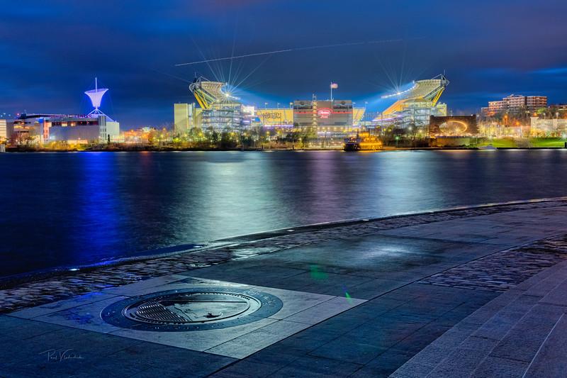 Heinz Field: Steelers at 9-0