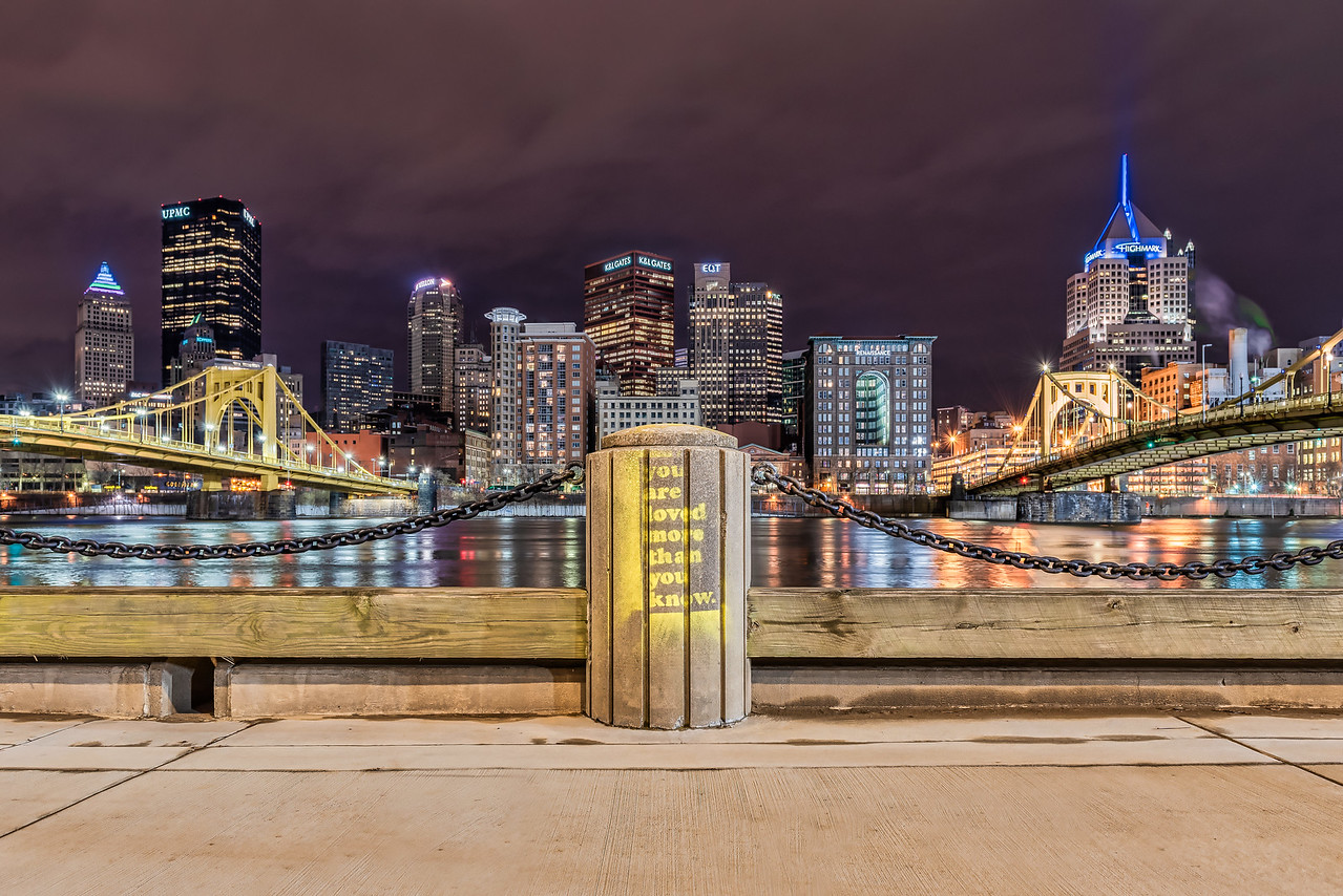 You are Loved - Pittsburgh Pennsylvania