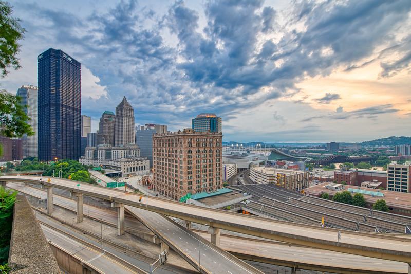 Storm Incoming - Pittsburgh Pennsylvania