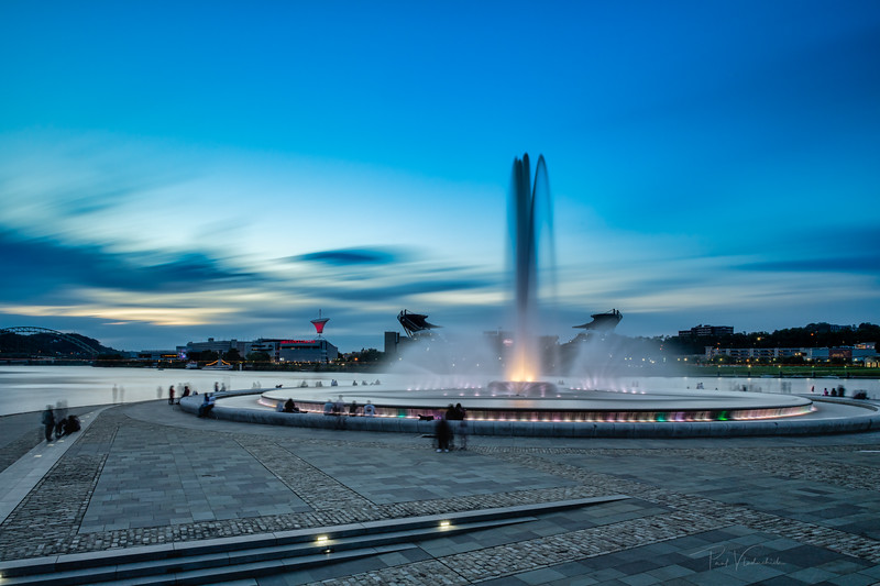 The Fountain at the Point