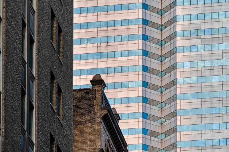 Old and New - Pittsburgh Pennsylvania