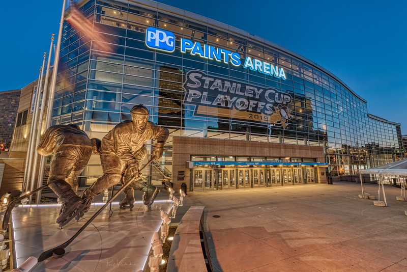 PPG Paints Arena - 2019 Playoffs