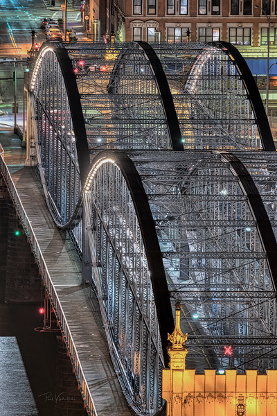 Smithfield Bridge - Pittsburgh Pennsylvania