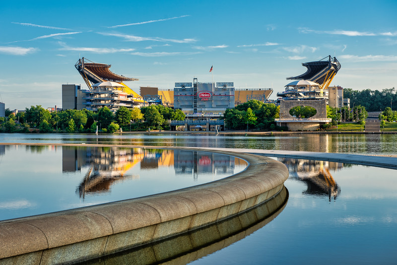 Heinz Field - Home of the Pittsburgh Steelers
