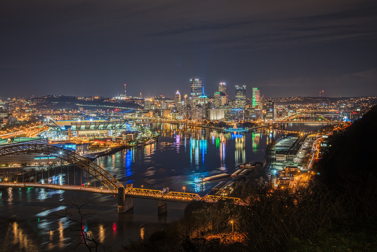 City of Bridges: Pittsburgh Pennsylvania