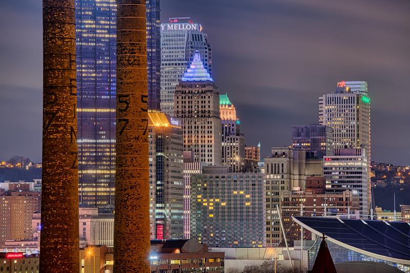 Heinz Stacks - Pittsburgh Pennsylvania