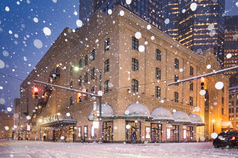 Heinz Hall Snowglobe
