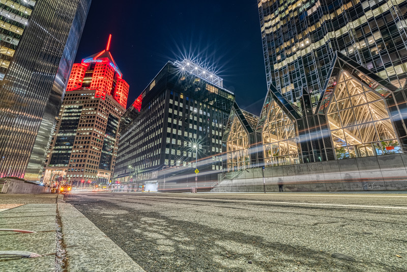 Highmark Lit Red for American Heart Month