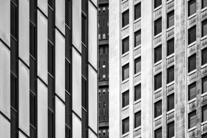 Three Towers - Pittsburgh Pennsylvania