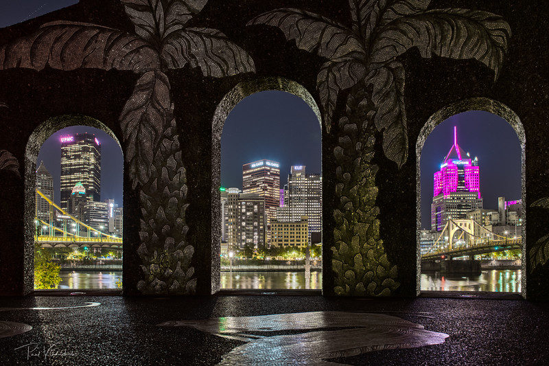 Pittsburgh Through Arches