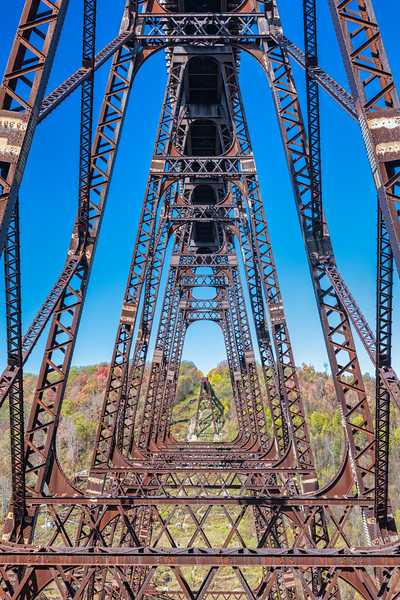 Kinzua Bridge Truss