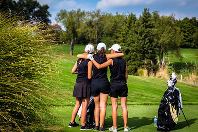 NA North Allegheny Girls Golf 2015-4