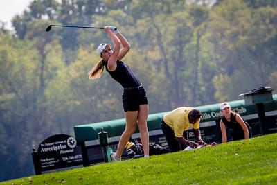 NA North Allegheny Girls Golf 2015-7