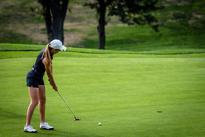 NA North Allegheny Girls Golf 2015-18