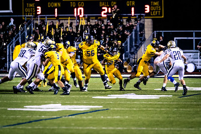 North Allegheny Football vs Butler 2015-20