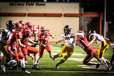 North Allegheny Football vs North Hills 2015 NA-28