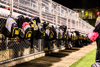North Allegheny Football vs North Hills 2015 NA-22