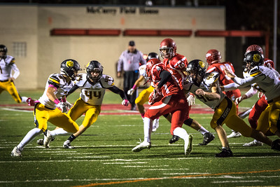 North Allegheny Football vs North Hills 2015 NA-42