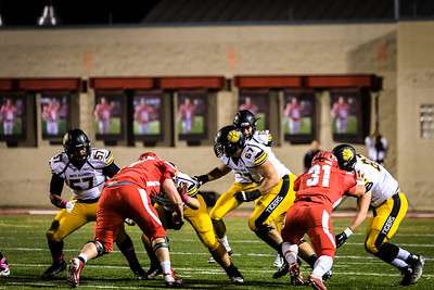 North Allegheny Football vs North Hills 2015 NA-23