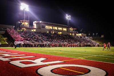 North Allegheny Football vs North Hills 2015 NA-30