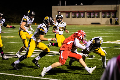 North Allegheny Football vs North Hills 2015 NA-25