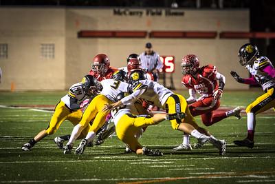 North Allegheny Football vs North Hills 2015 NA-43
