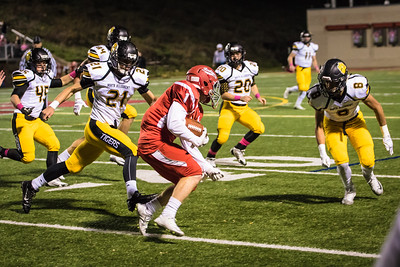 North Allegheny Football vs North Hills 2015 NA-24