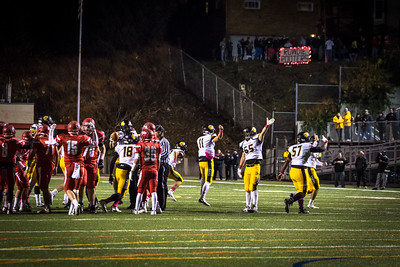 North Allegheny Football vs North Hills 2015 NA-45