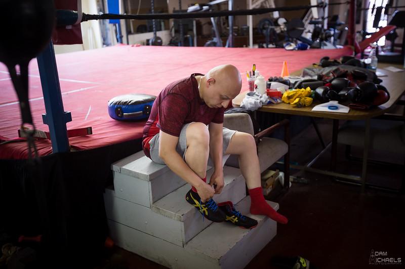 Adam Michaels Photography Boxing-1