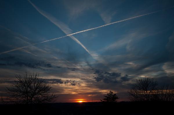 Greentree Sunset