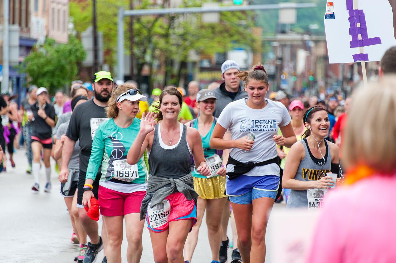 Pittsburgh Marathon 2016 - South Side