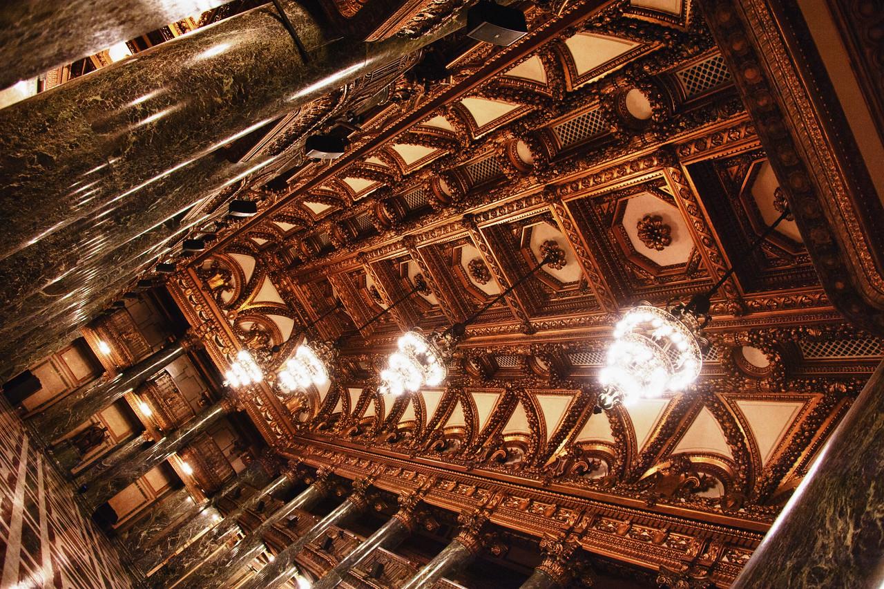 Carnegie Music Hall Foyer, Pittsburgh, PA