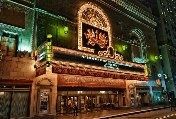 Bendum Theater, Pittsburgh, PA