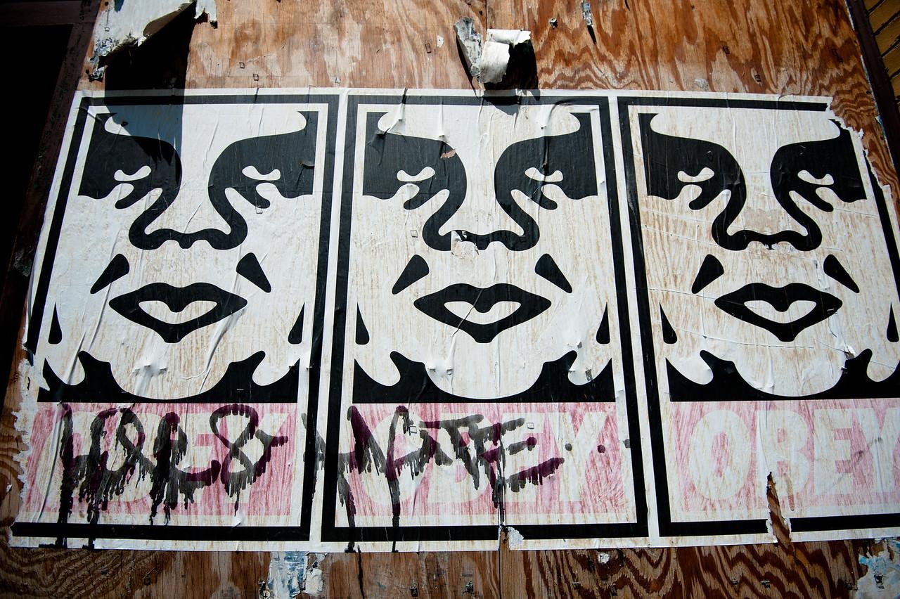 Shepard Fairey Posters - Lawrenceville