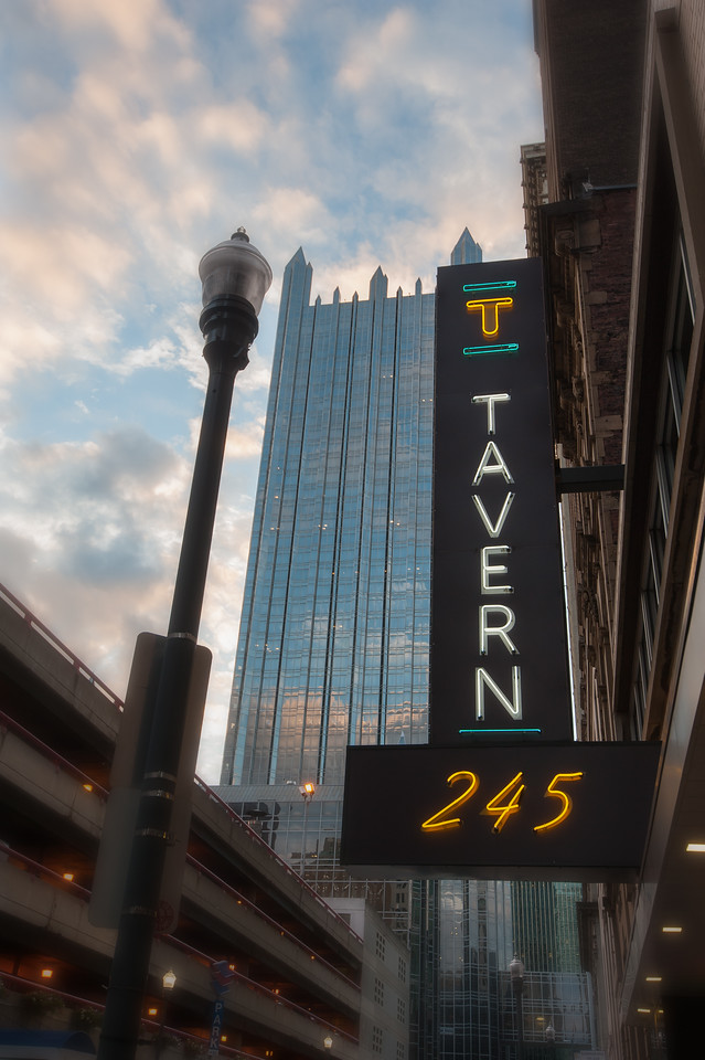 Tavern 245, Fourth Avenue, Pittsburgh, PA