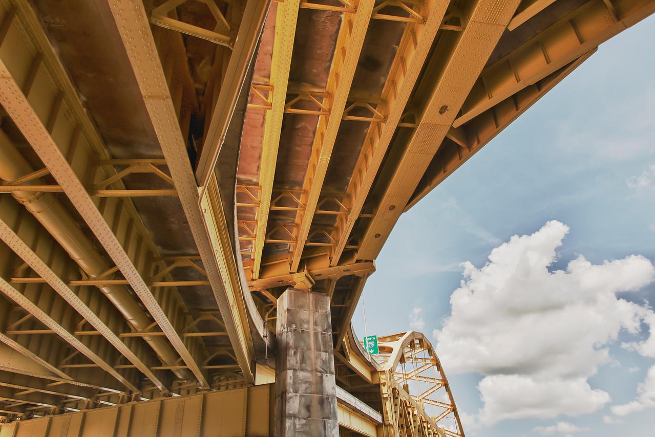 Fort Duquesne Bridge, Pittsburgh,  PA