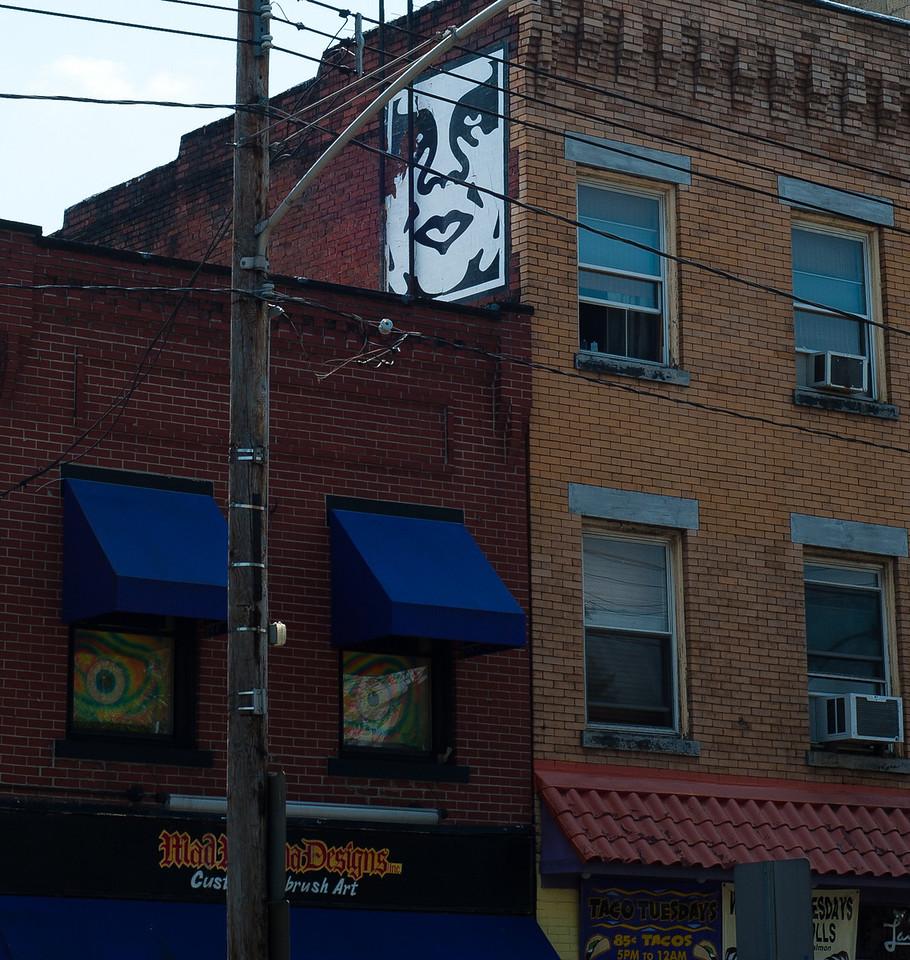 Wall Art - South Side
