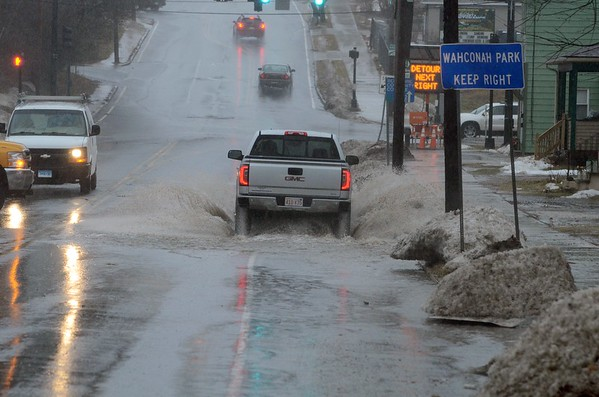 Pittsfield flooding -- 011218