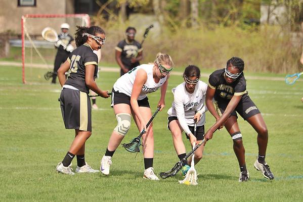 Pittsfield girls lacrosse vs. Springfield Central - 051218
