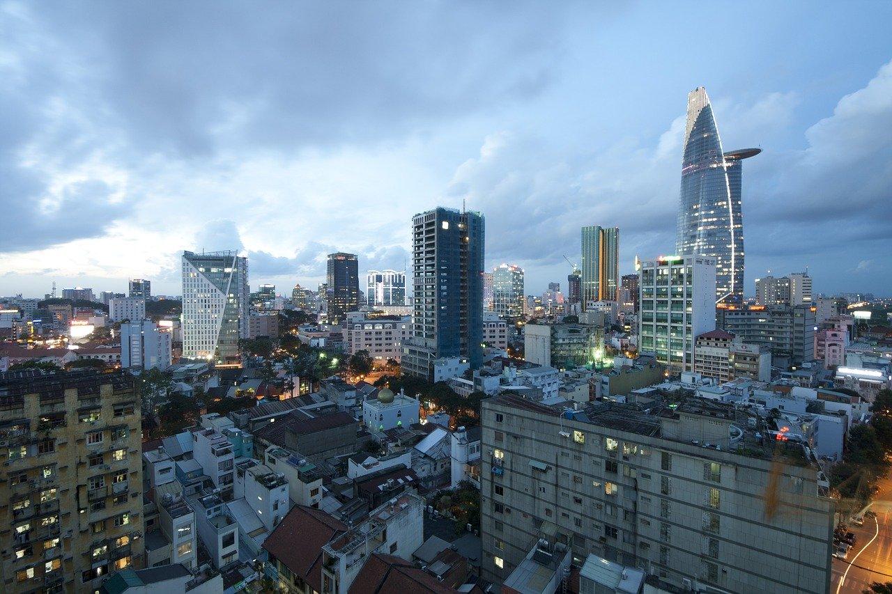 Bitexco Financial Tower HCMC