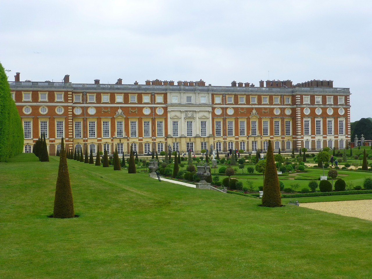 London Pass Review, Hampton Court Palace