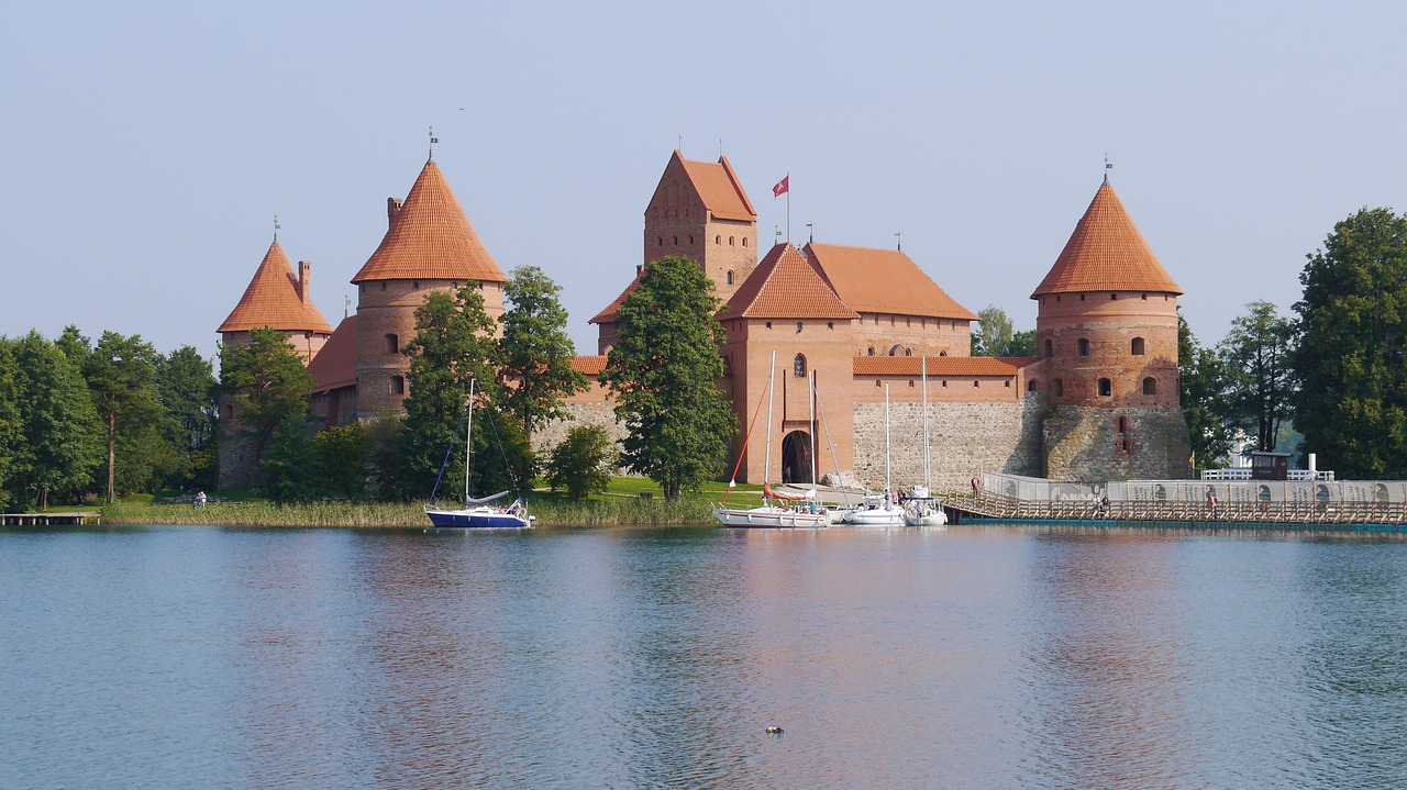 Lithuania Travel Guide - Trakai Castle