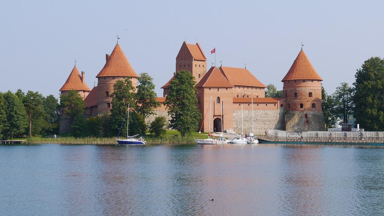 Lithuania Travel Guide - Trakai Castle
