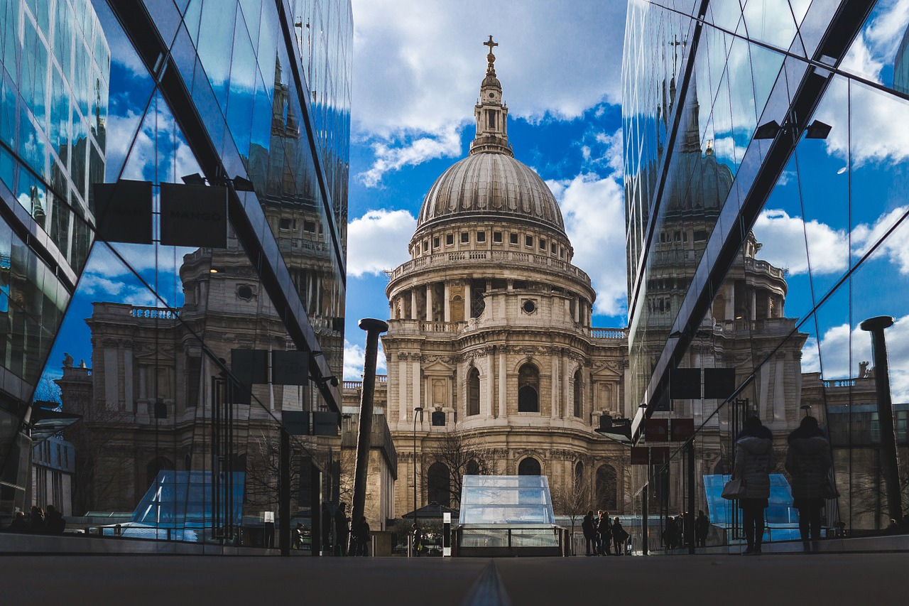 London Pass Review, St Paul\