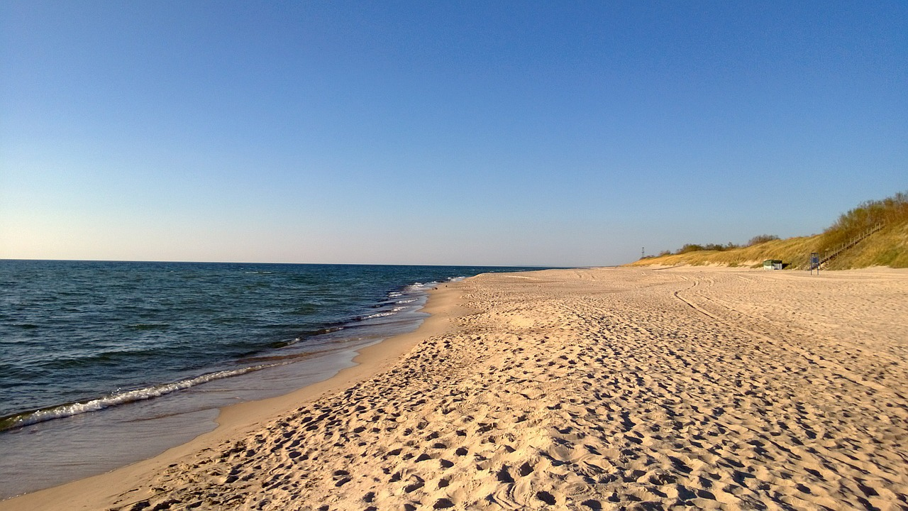Nida and the Curonian Spit - the Baltic Coast