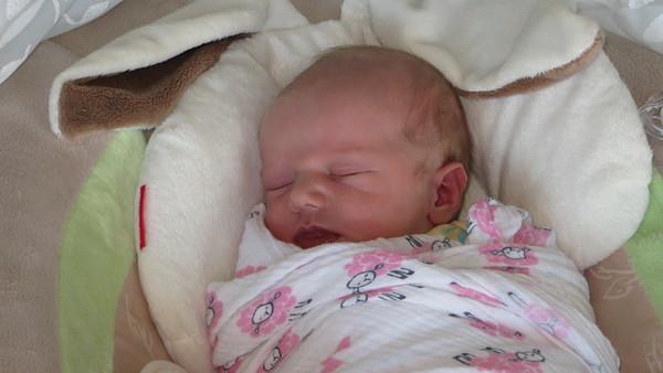 Elise - Born Sept. 16, 2015