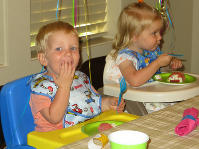 Kate & Harrison's Second Birthday Party