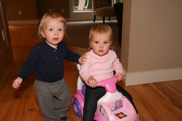 Pixs of Kate & Harrison's 2nd Yr
